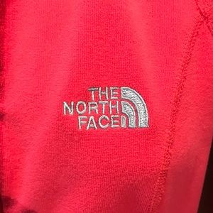 North Face women's Cherry Red Jacket size small